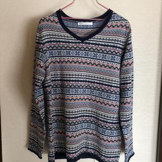 イッカ(ikka)のikkaメンズセーター(ニット/セーター)