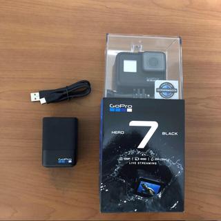 GoPro - 【新品未開封】GoPro HERO7 Black 純正アクセサリー付 国内正規品