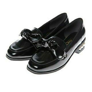 ダブルクローゼット(w closet)のw closet ローファー(ローファー/革靴)