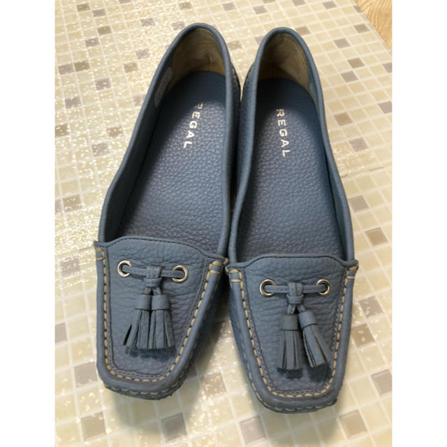 REGAL(リーガル)の【値下げ】REGAL レザーローファー レディースの靴/シューズ(ローファー/革靴)の商品写真