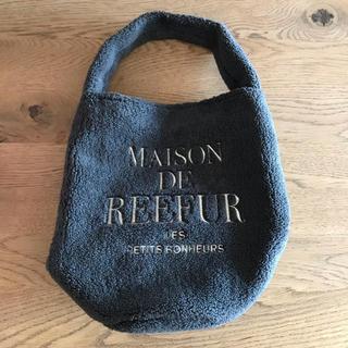 メゾンドリーファー(Maison de Reefur)のバケツ型バック(かごバッグ/ストローバッグ)