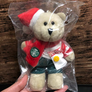 スターバックスコーヒー(Starbucks Coffee)の海外限定 スターバックス ベアリスタ   キーホルダー ミニベアリスタ   (キーホルダー)