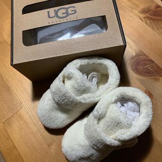 UGG - UGG BIXBEE 12.5センチ 未使用 ベビーシューズ ブーツ