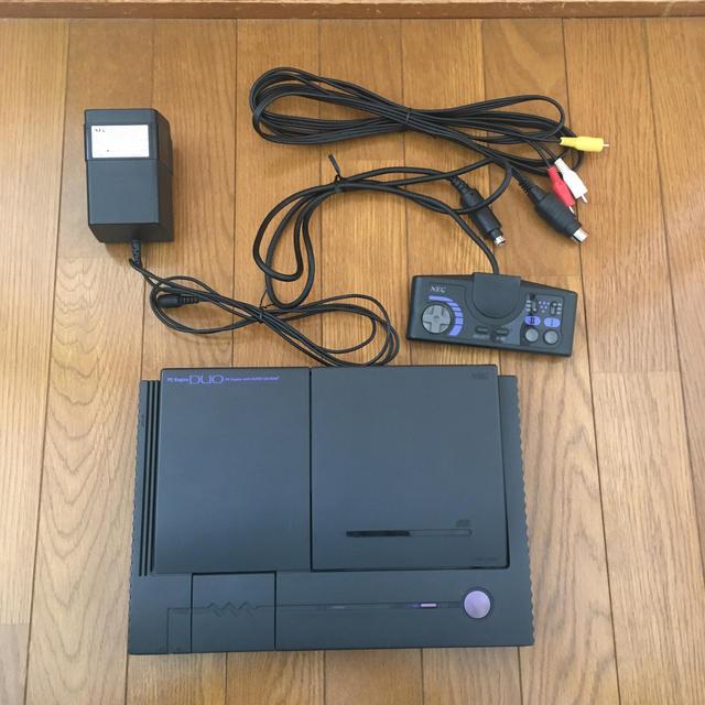 NEC(エヌイーシー)の★ジャンク/PCエンジンDUO エンタメ/ホビーのゲームソフト/ゲーム機本体(家庭用ゲーム機本体)の商品写真