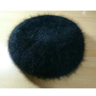レイビームス(Ray BEAMS)の『Ray BEAMS』アンゴラベレー帽(ハンチング/ベレー帽)