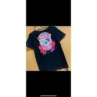ロデオクラウンズ(RODEO CROWNS)の新品 / RODEO CROWNS スカル Tシャツ(Tシャツ(半袖/袖なし))