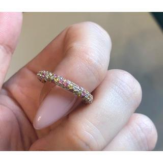 ポンテヴェキオ(PonteVecchio)の ポンテヴェキオ エテルニーナ リング・指輪  K18 ダイヤモンド(リング(指輪))