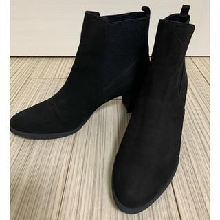 ダイアナ(DIANA)のDIANA ショートブーツ 25.5センチ(ブーティ)