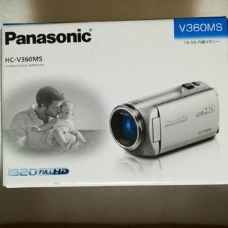 Panasonic - HC-V360MS-K、Panasonic