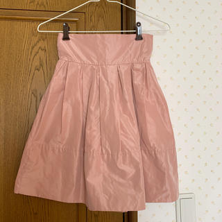 トッコ(tocco)のtocco closet ウエストゴムふんわりスカート(ミニスカート)