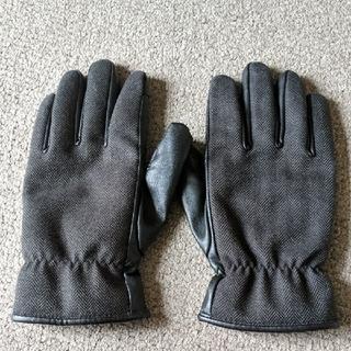 ユニクロ(UNIQLO)のユニクロ メンズ手袋 MEN(手袋)