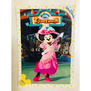 ディズニー(Disney)の2011年 ミニーちゃん スペシャルフォト(写真)