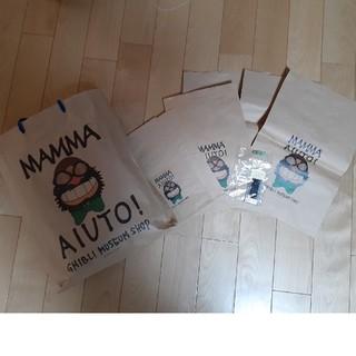 ジブリ(ジブリ)のジブリ美術館紙袋とセル画(その他)