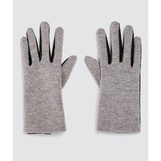 ザラ(ZARA)のコンビレザー風グローブ(手袋)