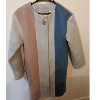 セシルマクビー(CECIL McBEE)のセシル コート(ロングコート)