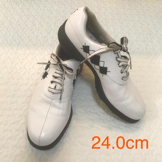 フットジョイ(FootJoy)の【Foot Joy/フットジョイ】イーコンフォート ゴルフジュース24.0cm(シューズ)