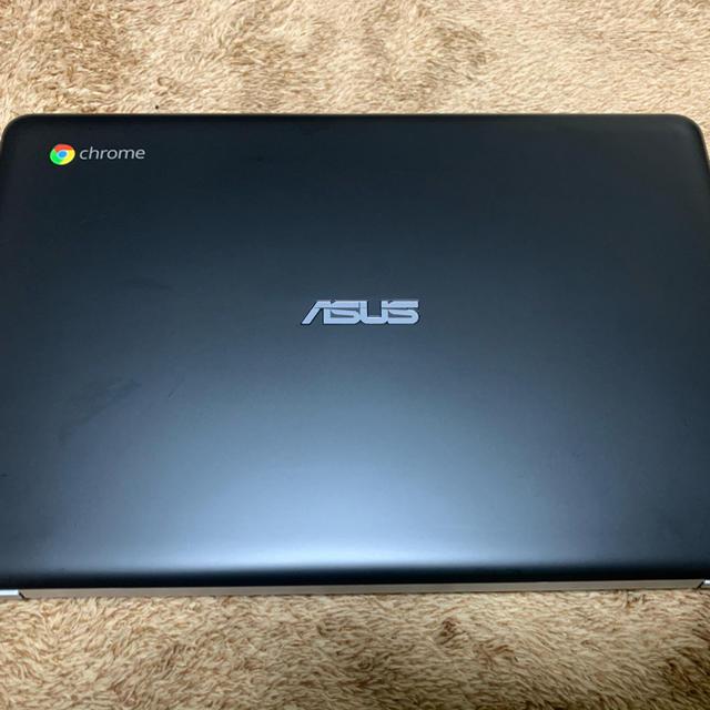 ASUS(エイスース)のchromebook C200M スマホ/家電/カメラのPC/タブレット(ノートPC)の商品写真