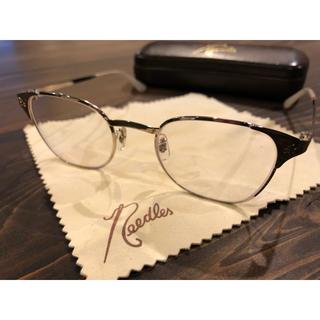 ニードルス(Needles)のneedles Papillon Glasses パピリオングラス メガネ(サングラス/メガネ)