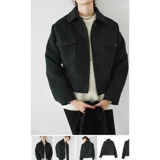 ステュディオス(STUDIOUS)のCLANE オーバーサイズウールジャケット(テーラードジャケット)