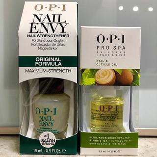 OPI - OPI ネイルエンビー オリジナル プロスパ ネイル&キューティクル オイル