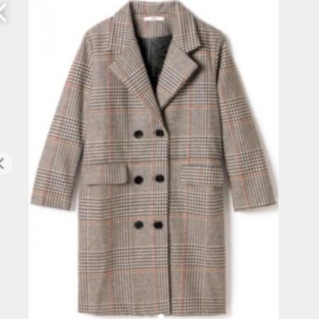 GRL(グレイル)のチェスターコート レディースのジャケット/アウター(チェスターコート)の商品写真