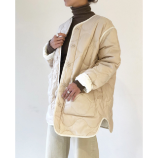 TODAYFUL - TODAYFUL Quilting Down Jacket