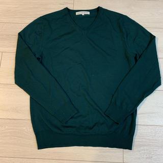 グリーンレーベルリラクシング(green label relaxing)のグリーンレーベル ニット(ニット/セーター)