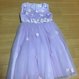 motherways - ドレス ワンピース 発表会130cm マザウェイズ