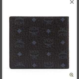 エムシーエム(MCM)のMCM 折りたたみ財布(折り財布)