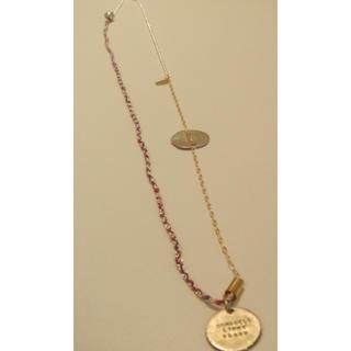 """アーカー(AHKAH)のAHKAHのLovers Jewelry""""moment 木村拓哉着用(ネックレス)"""