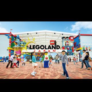 レゴ(Lego)のレゴランド 名古屋 大人ペアチケット(遊園地/テーマパーク)