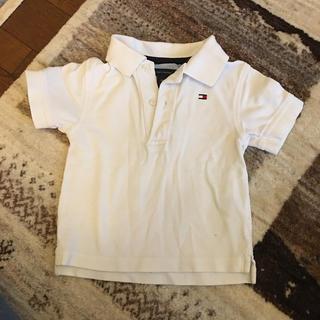 トミーヒルフィガー(TOMMY HILFIGER)のトミー ポロシャツ 18m(Tシャツ)