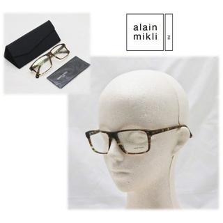アランミクリ(alanmikli)の新品【アランミクリ】 メガネ 眼鏡 伊達メガネ A03065 003(サングラス/メガネ)