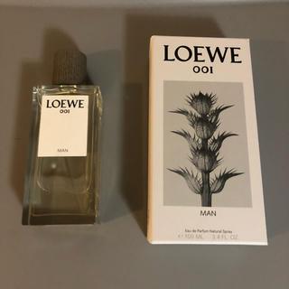 ロエベ(LOEWE)の香水 LOEWE ロエベ MAN0001 100ml(香水(男性用))
