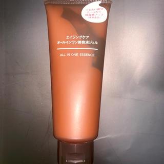 MUJI (無印良品) - 《未使用に近い》無印良品 エイジングケア オールインワン美容液ジェル 100g