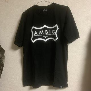 アンビギュアス(AMBIGUOUS)のAMBIG Tシャツ(Tシャツ/カットソー(半袖/袖なし))