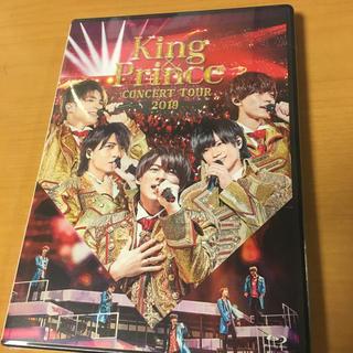 ジャニーズ(Johnny's)のKing & Prince CONCERT TOUR 2019 Blu-ray(アイドル)