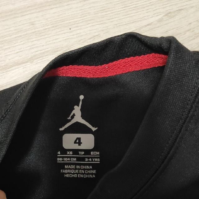 NIKE(ナイキ)のジョーダン キッズ キッズ/ベビー/マタニティのキッズ服男の子用(90cm~)(Tシャツ/カットソー)の商品写真