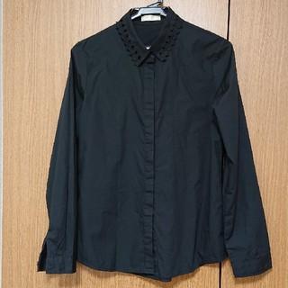 アーモワールカプリス(armoire caprice)のラモアールデリュクス 長袖 シャツ (シャツ/ブラウス(長袖/七分))