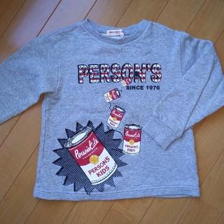 パーソンズキッズ(PERSON'S KIDS)のPERSON'S KIDSトレーナー(Tシャツ/カットソー)