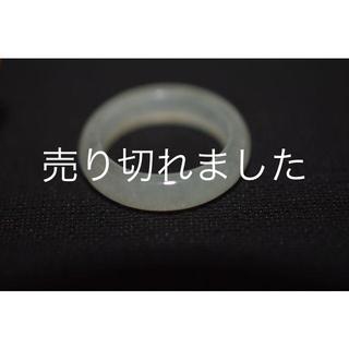 13-166 13.0号 天然 A貨 翡翠 リング 硬玉ジェダイト 母の日(リング(指輪))