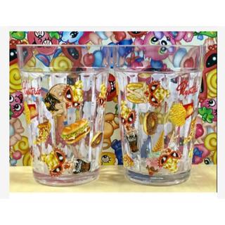 ヒステリックミニ(HYSTERIC MINI)のヒスミニ☆正規品☆新品☆コップ☆2点セット☆タンブラー☆カップ☆食器(グラス/カップ)