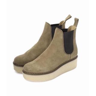 アパルトモンドゥーズィエムクラス(L'Appartement DEUXIEME CLASSE)のお値下げ♪新品サイズ39♪flamingos サイドゴアブーツ(ブーツ)