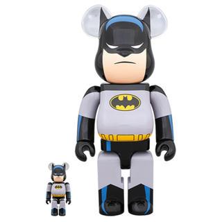 MEDICOM TOY - 即完売 ベアブリック  bearbrick バットマンLEGO アニメバージョン