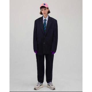 バレンシアガ(Balenciaga)のadererror スーツ セットアップ シャツ ネクタイ(セットアップ)
