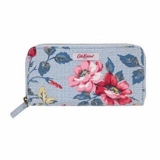 Cath Kidston - 新品 キャスキッドソン 財布 PVC加工で汚れ落ち◎、水に強い!大幅お値下げ‼️
