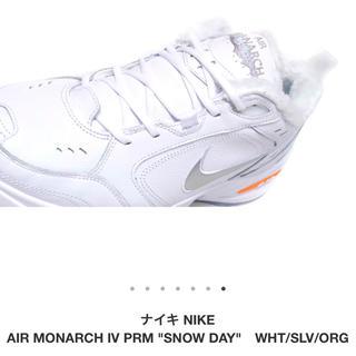 air monarch iv snow day