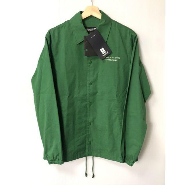 UNDERCOVER(アンダーカバー)の【H】アンダーカバー CARNE BOLLENTE コーチジャケット 2 メンズのジャケット/アウター(その他)の商品写真