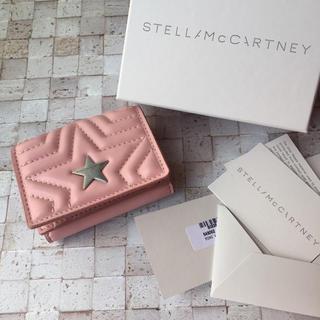 ステラマッカートニー(Stella McCartney)のステラマッカートニー ステラ スター ミニウォレット 3つ折り財布(財布)