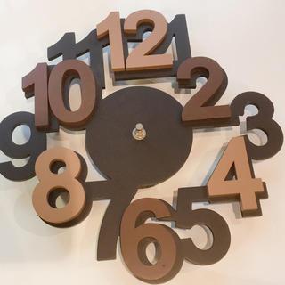 アクタス(ACTUS)の掛け時計(掛時計/柱時計)